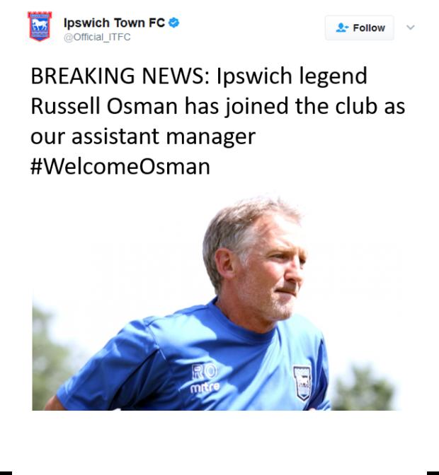 Russell Osman