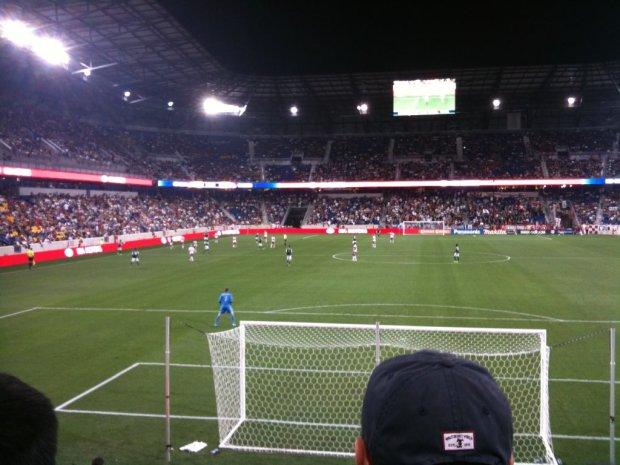 MLS game