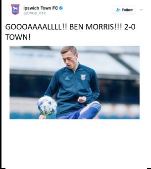 Morris 2-0