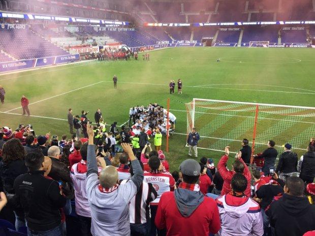 USL Cup win