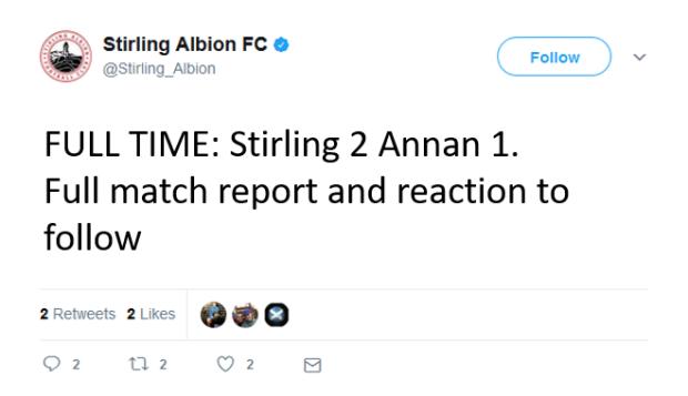 Stirling 2-1