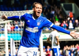 Joe Garner also signed from Rangers for a fee around a million
