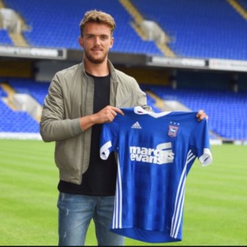 Emyr Huws joined the club after his loan spell, which delighted the fans