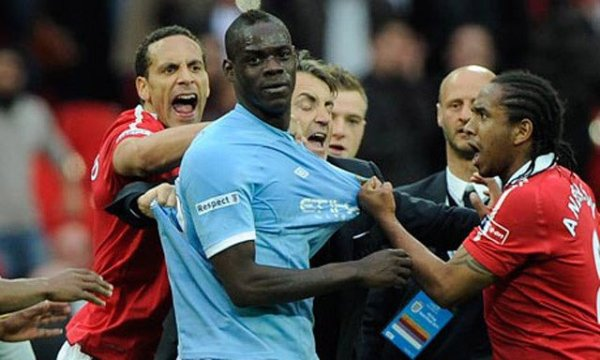 Balotelli Man City