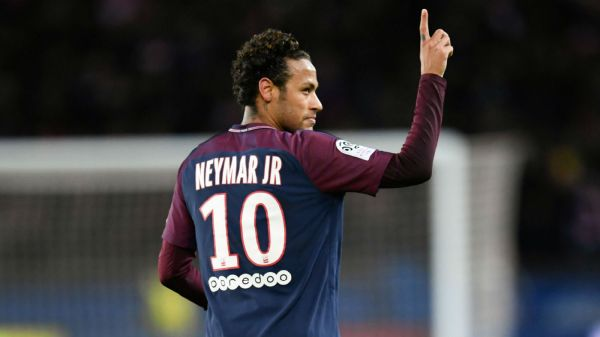 Neymar v Barca