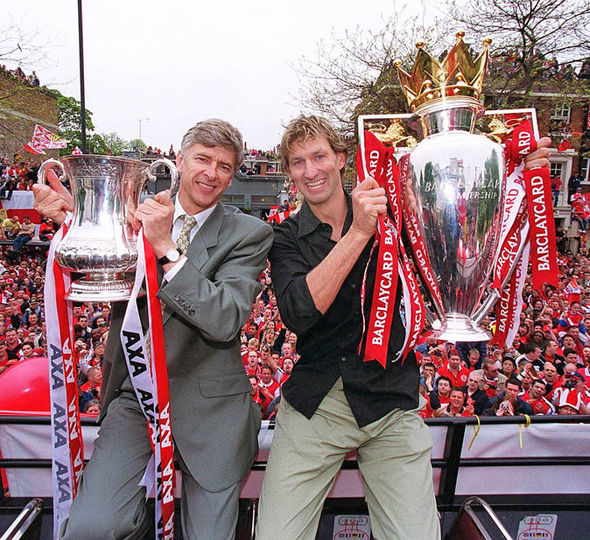 Tony-Adams-and-Arsene-Wenger-won-many-trophies-together express.co.uk