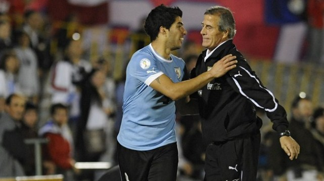 Tabarez and Suarez