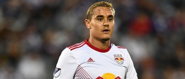 Aaron Long 2018 closeup