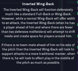 Inverted Wing-Back